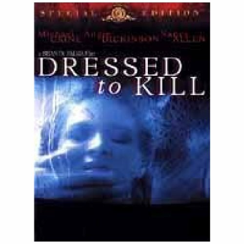 Dressed To Kill (1980) Dickinson Caine Allen Ws Dickinson Caine Allen