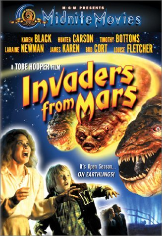 Invaders From Mars (1986) Black Carson Bottoms Newman Ka Clr Cc Ws Mult Dub Sub Keeper Pg Midnite Movies