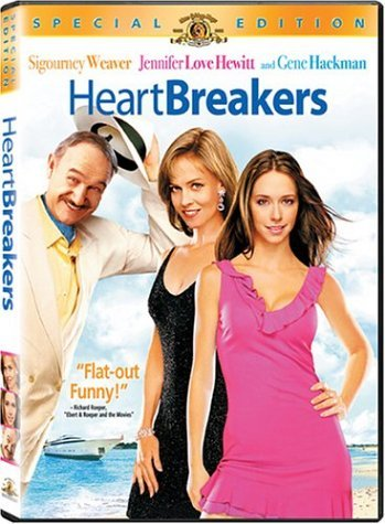 Heartbreakers Weaver Hewitt Liotta Lee Jones Clr Cc Ws Mult Dub Sub Keeper Pg13 Spec. Ed.