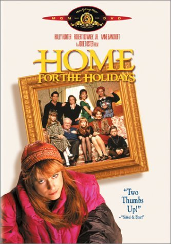 Home For The Holidays (1995) Hunter Downey Jr. Bancroft Dur DVD Pg13