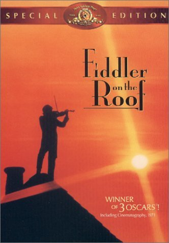 Fiddler On The Roof Topol Crane Frey Picon Mann Ha G Spec. Ed.