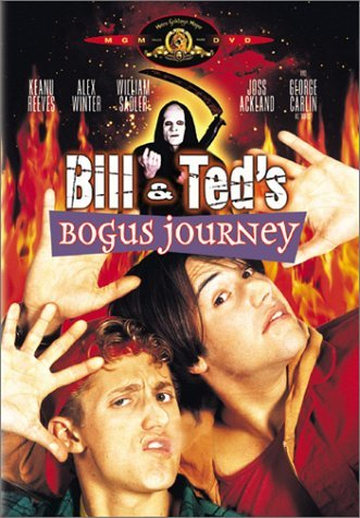 Bill & Ted's Bogus Journey Reeves Winter Sadler Ackland G Clr Cc Ws Mult Dub Sub Keeper Pg