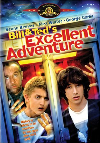 Bill & Ted's Excellent Adventu Reeves Winter Carlin DVD Pg Ws