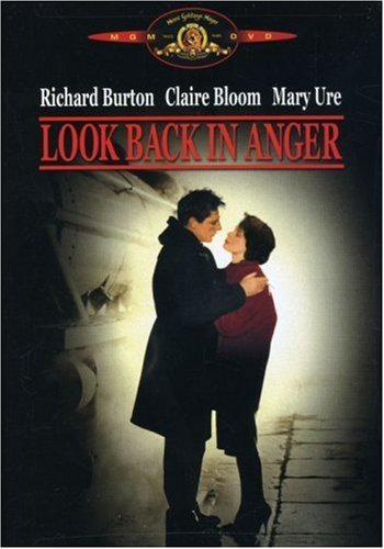 Look Back In Anger (1958) Burton Bloom Ure Evans Raymond Bw Cc Ws Mult Sub Keeper Nr
