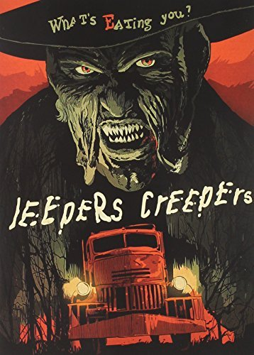 Jeepers Creepers Philips Long Breck Belcher DVD R