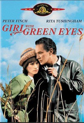 Girl With Green Eyes Finch Tushingham Redgrave Kean Bw Cc Ws Mult Sub Keeper Pg