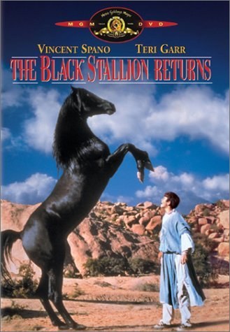 Black Stallion Returns Reno Garr Spano Pg