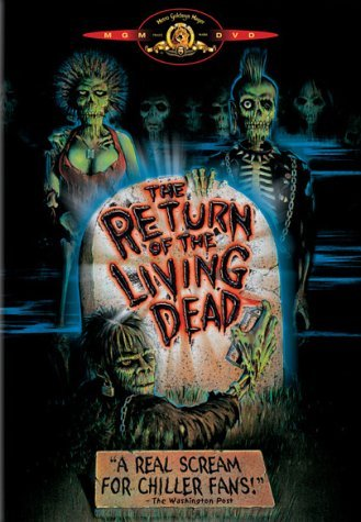 Return Of The Living Dead (198 Gulager Karen Calfa Mathews Ha Ws R