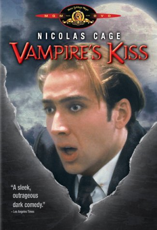 Vampire's Kiss (1989) Cage Alonso Beals Ashley Lemmo Clr Ws R