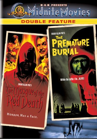 Masque Of The Red Death Premat Mgm 2 Pack Clr Ws Nr