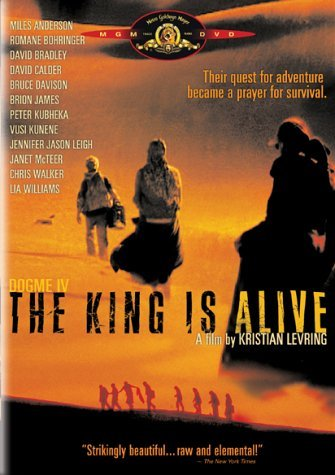 King Is Alive Anderson Bohringer Bradley Cal Clr Cc R