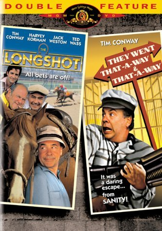 Longshot They Went That A Way Mgm 2 Pack Nr 2 DVD