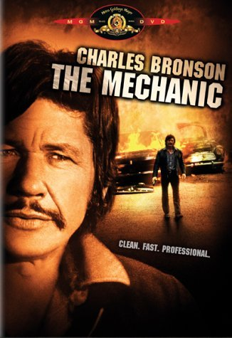 Mechanic Bronson Vincent Wynn Ireland R DVD R