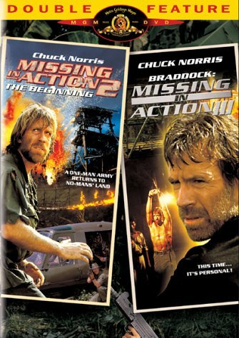 Missing In Action 2 Missing In Missing In Action 2 Missing In R 2 DVD
