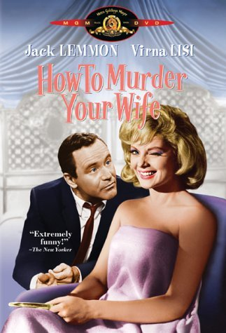 How To Murder Your Wife (1965) Lemmon Lisi Mayehoff Trevor Th Clr Ws Nr