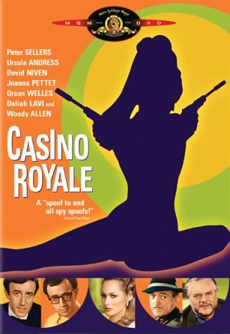 Casino Royale (1967) Sellers Andress Niven Welles P Clr Ws Nr