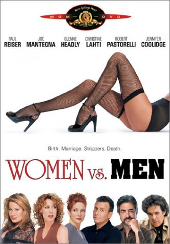 Women Vs. Men Reiser Mantegna Headly Lahti P Clr Cc R