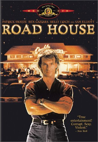 Road House (1989) Swayze Elliott Lynch Gazzara T Clr Cc Ws R