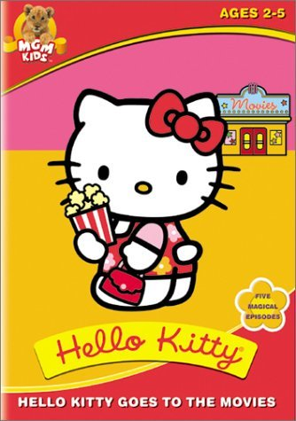 Goes To The Movies Hello Kitty Chnr