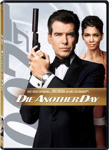 James Bond Die Another Day Brosnan Madsen Berry Stephens Pg13 Spec Ed.