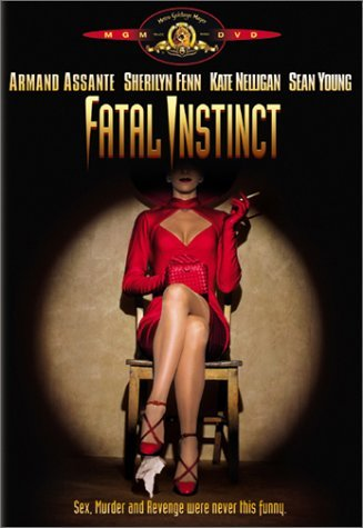 Fatal Instinct (1993) Assante Fenn Nelligan Young Mc Clr Pg13