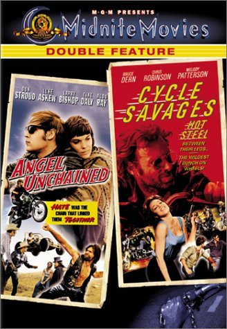Angel Unchained Cycle Savages Midnite Movies Double Feature R 2 On 1