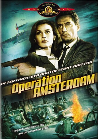 Operation Amsterdam Finch Bartok Britton Bw Ws Nr