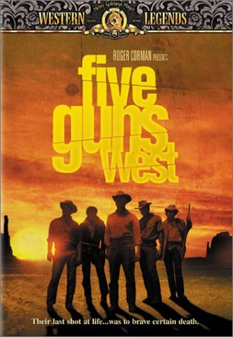 Five Guns West Five Guns West Clr Nr