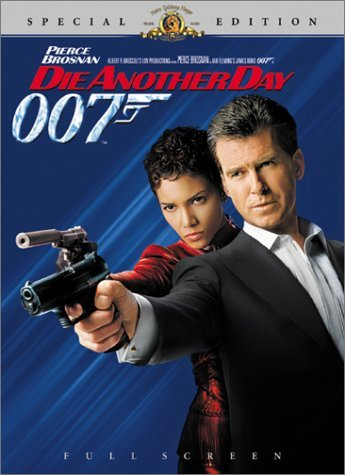 James Bond 007 Die Another Day Brosnan Madsen Berry Stephens Pg13 Spec. Ed.