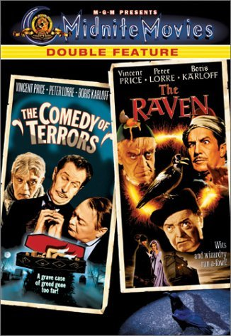 Comedy Of Terror The Raven Mgm 2pak Clr Nr 2 DVD