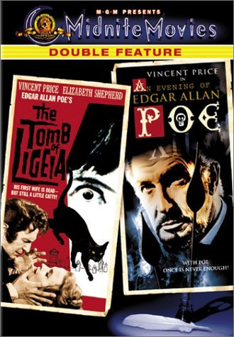 Tomb Of Ligeia Evening Of Edga Mgm 2pak Ws Pg 2 DVD