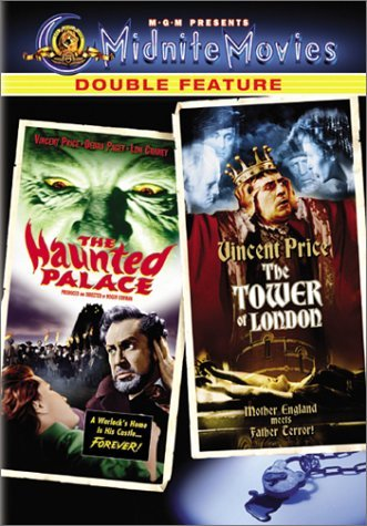 Haunted Palace Tower Of London Mgm 2pak Ws Nr 2 DVD