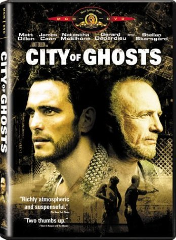 City Of Ghosts Douglas Culkin Douglas Peters Clr Ws R