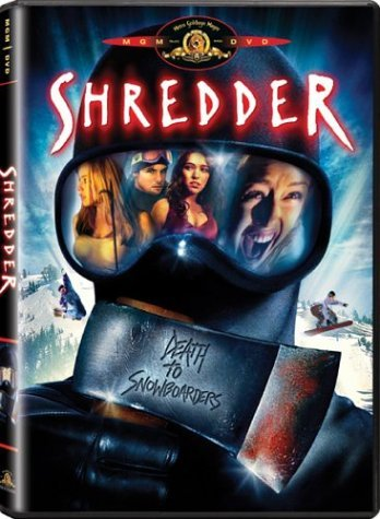 Shredder Shredder Clr Ws R