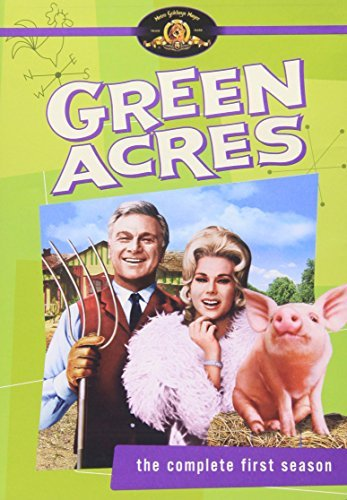 Green Acres Green Acres Complete First Se Nr 2 DVD