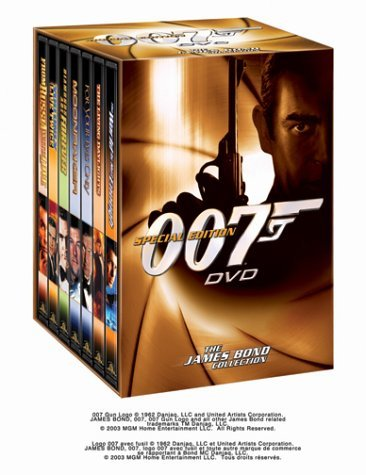James Bond Collection Vol. 2 Clr Nr 7 DVD