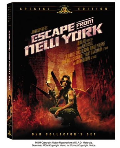 Escape From New York Escape From New York Clr Ws R 2 DVD Spec Ed.