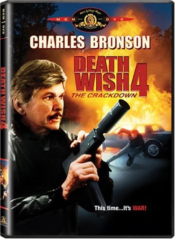 Death Wish 4 Crackdown Bronson Charles R