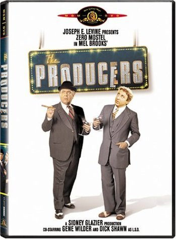 Producers (1968) Wilder Mostel Shawn Mars Clr Nr