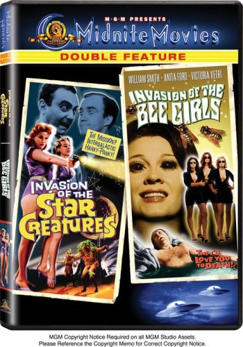 Invasion Of The Star Creatures Mgm Double Feature Clr Nr 2 DVD
