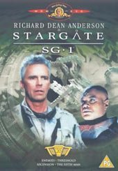 Stargate Sg 1 Season 5 Vol. 1
