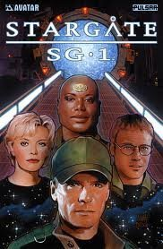 Stargate Sg 1 Season 6 Vol. 3