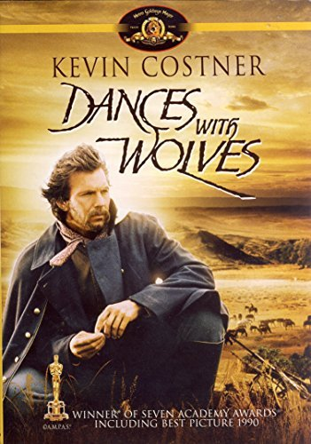 Dances With Wolves Costner Mcdonnell Greene Grant Clr Pg13