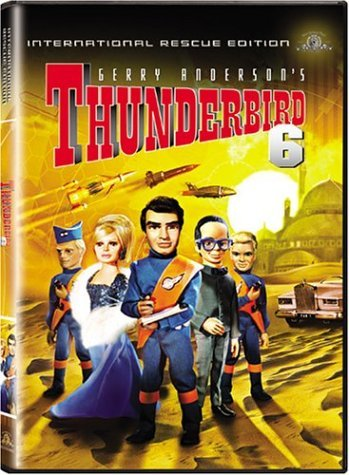 Thunderbirds 6 Thunderbirds 6 DVD G 2 DVD Rescue E