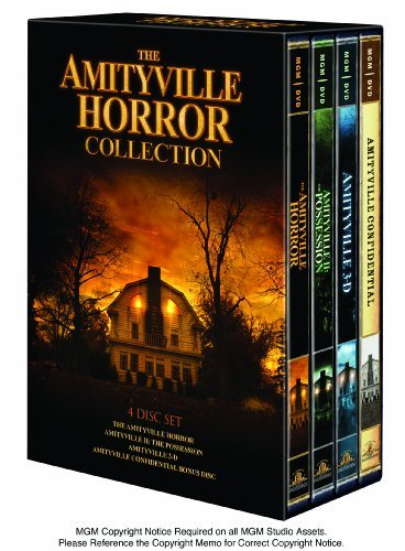 Amityville Horror Amityville 2 Amityville Horror Collection 3d R 4 DVD Special