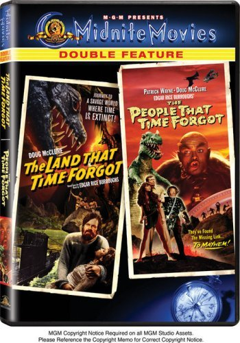 Land That Time Forgot People T Mgm Double Feature Clr Nr 2 DVD
