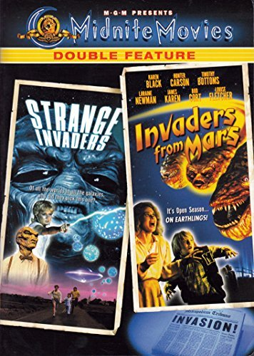 Strange Invaders Invaders From Mgm Double Feature Clr Nr 2 DVD