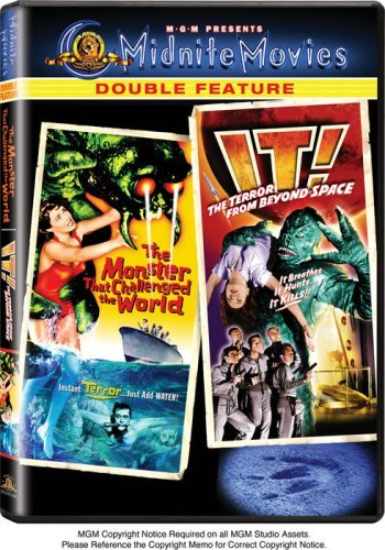 Monster That Challenged The Wo Mgm Double Feature Nr 2 DVD