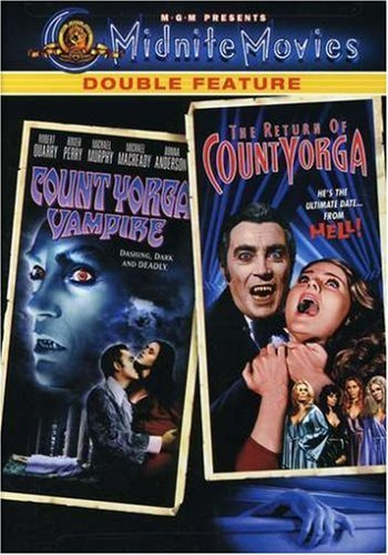 Count Yorga Vampire Return Of Mgm Double Feature Clr Nr 2 DVD