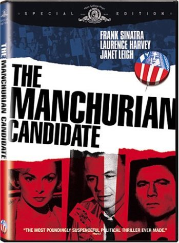 Manchurian Candidate (1962) Sinatra Harvey Lansbury Leigh Pg13 Special Ed.